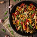 Chicken Vegetable Stirfry Beat PCOS 10 Week Program