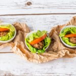 Lettuce Wrap Burgers Beat PCOS 10 Week Program