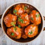 Mom's Turkey Meatballs Beat PCOS 10 Week Program