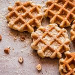 Flaxseed and Almond Meal Waffle Beat PCOS 10 Week Program