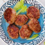 Apple Chicken Patties Beat PCOS 10 Week Program